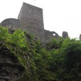 Na hradě a v podhradí